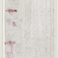 Smriti Dixit, Quilt Quilt - II, MM on Canvas, 66'' X 33'', 2014